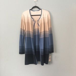 Charter Club Open-Front Cardigan XL Size